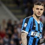 Beperelte csapatát az Inter sztárja