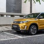 Két fontos szempontból is változik a Suzuki Vitara