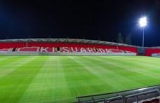 Több nézőt mondott be a meccsre Seszták Miklós focicsapata, mint amennyien beférnek a stadionba
