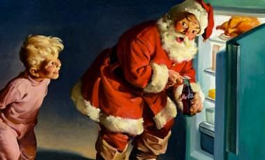 Régen minden jobb volt? Karácsonyi reklámok Snoopytól Elton John zongorájáig