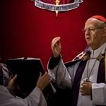 Magyar nyelvű szentmisét tartott Bukarestben Erdő Péter bíboros