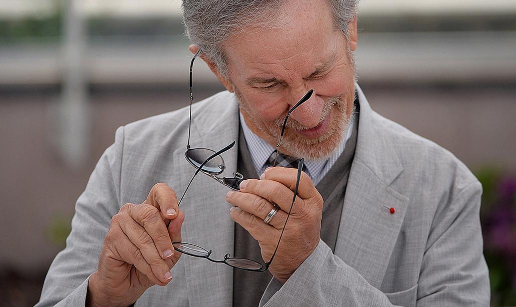Spielberg a 66. Cannes-i filmfesztiválon