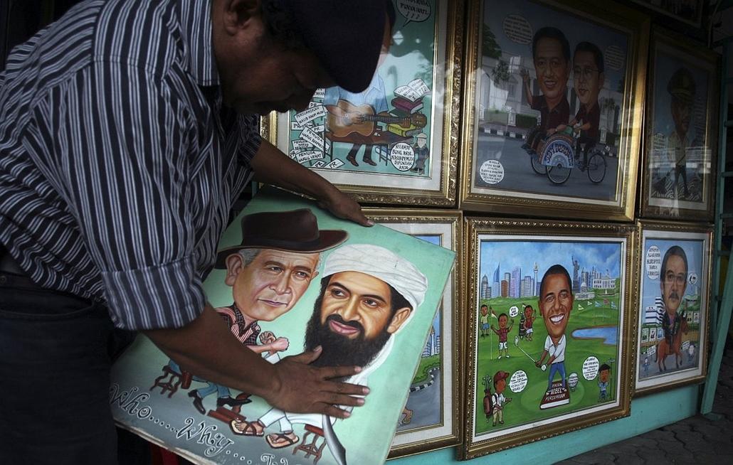 Oszama bin Laden - NAGYÍTÁS