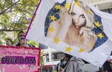 Britney Spears nem ura a saját testének sem