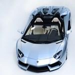 Viszik a Lamborghini Aventadort, mint a cukrot