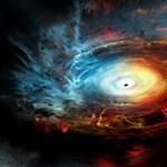 Először láthatjuk: lefotóztak egy fekete lyukat