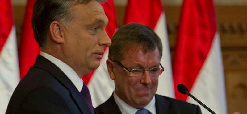 """Orbán: """"akár egy nap alatt is megállapodunk az IMF-fel"""""""
