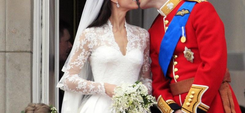 Újabb királyi esküvőre készülnek a britek