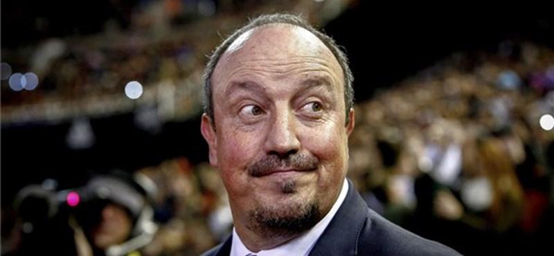 Kirúgták Benítezt, Zidane lett a Real Madrid vezetőedzője