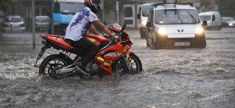 Hatalmas vihar csapott le Kecskemétre - fotók