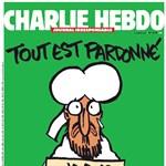 Viccelődve mutatták be a Charlie Hebdo új címlapját