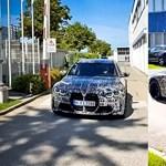 Videón is felbukkant a kombi BMW M3-as