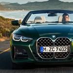Magyarországon a teljesen új BMW 4 Cabrio