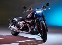 Az eddig legnagyobb boxermotor került a BMW retró motorkerékpárjába