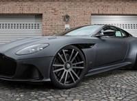 830 lóerős lett a legújabb Aston Martin