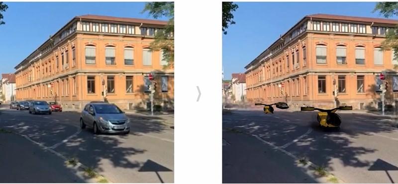 Con este nuevo software, puede editar la realidad como un video.