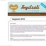 Bloggersütemény - újra elindult a Segítsüti akció