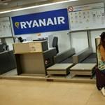 Nem kell kártérítést fizetnie a Ryanairnek a sztrájk miatt pórul járt utasok részére