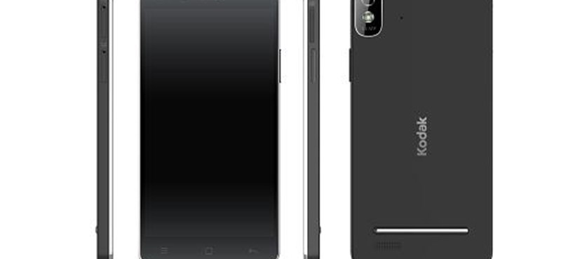 Androidos mobilt dob piacra a Kodak