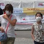Újabb halálos áldozata van a MERS-vírusnak Dél-Koreában