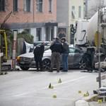 Tüzet nyitott egy férfi a rendőrökre Zürichben