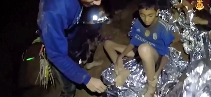 Thaiföldi gyermekmentés: Magyarország is felajánlotta segítségét