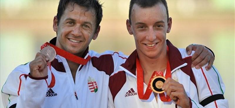 Visszatér Kozmann György, olimpikon kenusunk