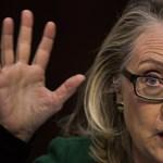 Agysérülteknek való szemüveget viselt Hillary Clinton?