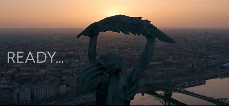 Lánchíd, Sziget, 4-es metró – itt a budapesti olimpia első reklámja
