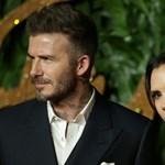 David Beckhamék titokban akarták tartani, hogy elkapták a koronavírust