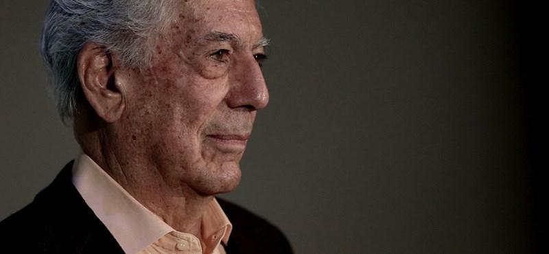 Kórházban ápolják Mario Vargas Llosát