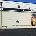 Banksy egy új művel ajándékozta meg a róla elnevezett iskolát