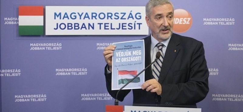"""""""A baloldal egy terroristát véd"""" – mégpedig Soros és az Európai Parlament utasítására"""
