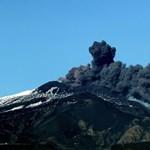 Szükségállapotot hirdetett az Etna környékére az olasz kormány
