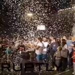 Videó: megdönhették a leghosszabb focimeccs Guinness-rekordját