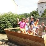 Bibliai témapark Noé bárkájával és más attrakciókkal