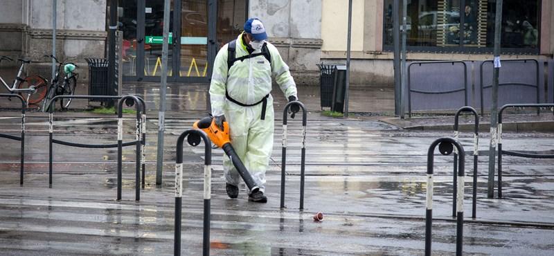 Olaszországban 743 újabb halottja van a koronavírusnak