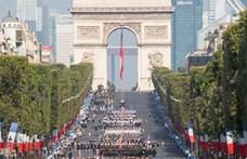 230 éves a Bastille ostroma: díszszemle és letartóztatások a francia nemzeti ünnepen