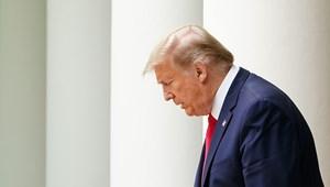 A Facebook először törölte Donald Trump egyik posztját
