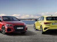 310 lóerővel érkezett meg a teljesen új Audi S3