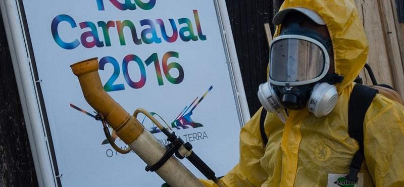 Újabb világsztár sportoló mondhatja le a riói olimpiát a zika miatt