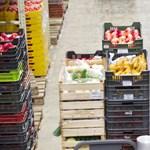 Óvatosan a zöldségekkel és gyümölcsökkel a hipermarketekben!