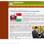 Erős gazdaság mellett lehet a külföldi magyarokat megvédeni