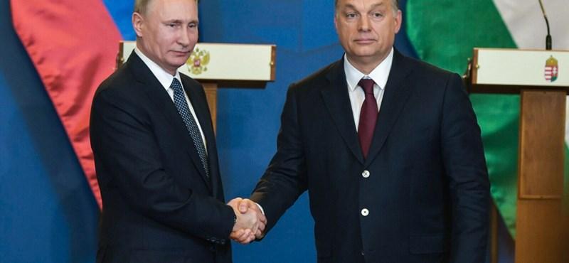 Köszi, Putyin: újra kap orosz gázolajat a Mol a régi katonai vezetéken