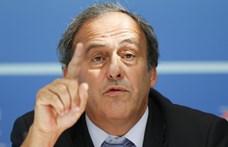 Máris szabadon engedték Michel Platinit
