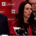 Szüléssel szakította félbe az ország vezetését az új-zélandi miniszterelnök