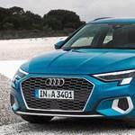 Máris Magyarországon a teljesen új Audi A3