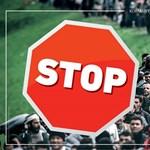 Szélsőségesek és álhíroldalak kedvence az Fidesz új, Stop-kampányban használt fotója