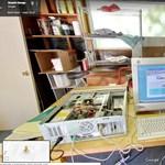 Most 360 fokban körbe nézhet a garázsban, ahonnan 20 éve elindult a Google
