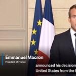 Macron: Franciaország minden erejével folytatja a terrorizmus elleni harcot